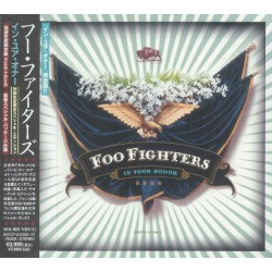 Foo Fighters ‎- In Your Honor - Double CD Album