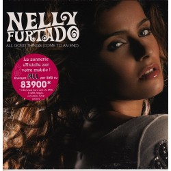 Nelly Furtado ‎- All Good Things (Come To An End) - CD Single