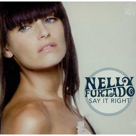 Nelly Furtado - Say It Right - CD Single