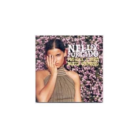 Nelly Furtado -  I'm Like A Bird - CD Single