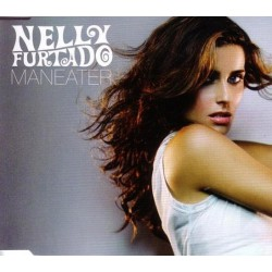 Nelly Furtado ‎- Maneater - CD Maxi Single