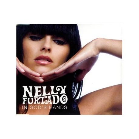 Nelly Furtado - In God's Hands - CD Maxi Single Promo