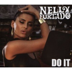 Nelly Furtado ‎- Do It - CD Maxi Single Promo