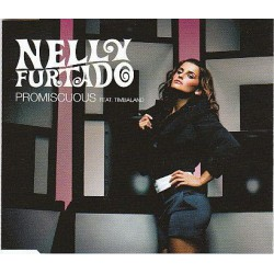 Nelly Furtado ‎- Promiscuous - CD Maxi Single Promo