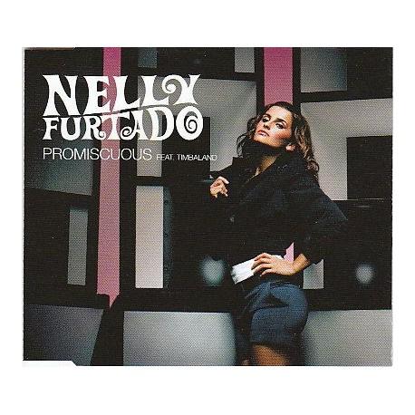 Nelly Furtado - Promiscuous - CD Maxi Single Promo