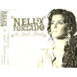 Nelly Furtado ‎- In God's Hands - CD Maxi Single Promo