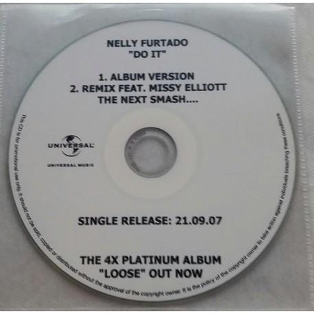 Nelly Furtado - Do It - CDr Single Promo
