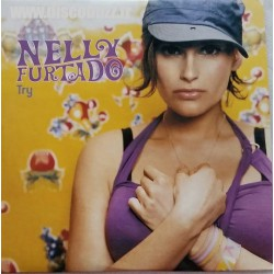 Nelly Furtado - Try - CD Single Promo