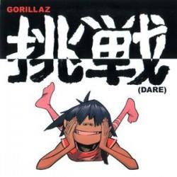 Gorillaz - Dare - CD Single Promo