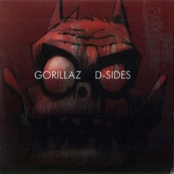 Gorillaz ‎- D-Sides - CD Single Promo