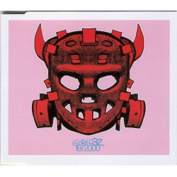 Gorillaz ‎- 19/2000 - CD Maxi Single