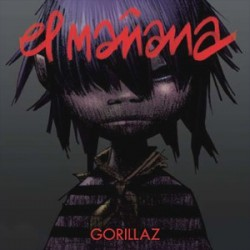 Gorillaz ‎- El Mañana / Kids With Guns - CD Maxi Single