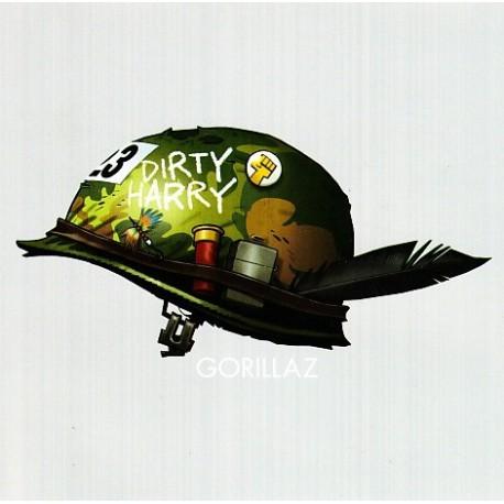 Gorillaz - Dirty Harry - CD Maxi Single
