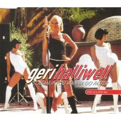 Geri Halliwell ‎- Scream If You Wanna Go Faster - Part 1 - CD Maxi Single