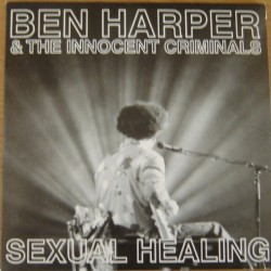 Ben Harper & Innocent Criminals - Sexual Healing - CD Single Promo