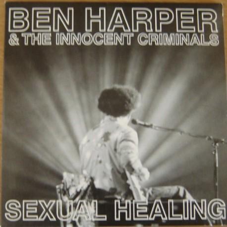 Ben Harper & Innocent Criminals - Sexual Healing - CD Single Promo
