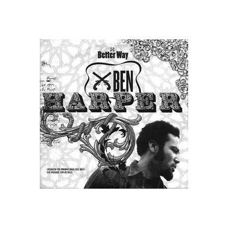 Ben Harper - Better Way - CD Single Promo