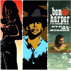 Ben Harper And Innocent Criminals - Steal My Kisses - CD Single Promo
