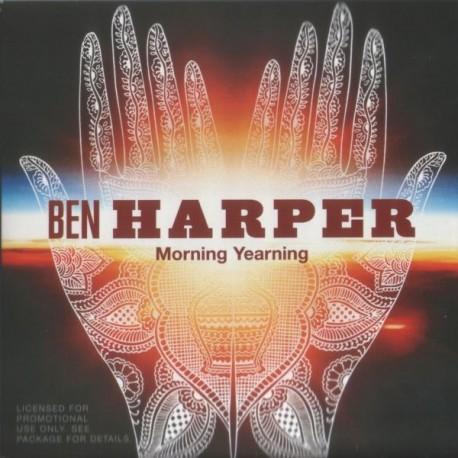Ben Harper - Morning Yearning - CD Single Promo