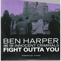 Ben Harper - Fight Outta You - Cd Single Promo