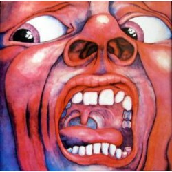 King Crimson ‎– In The Court Of The Crimson King Red Vinyl LP
