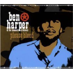 Ben Harper & The Innocent Criminals ‎- Please Bleed - CD Single Promo