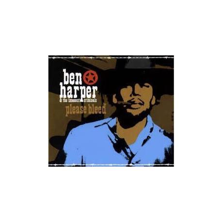 Ben Harper & The Innocent Criminals - Please Bleed - CD Single Promo