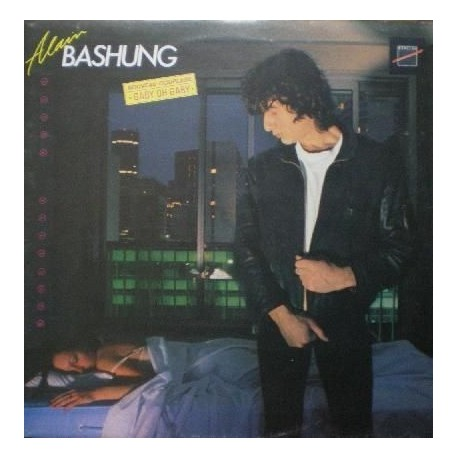 Alain Bashung - Roulette Russe - LP Vinyl + MP3 Code