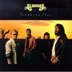 Alabama ‎- Southern Star - LP Vinyl