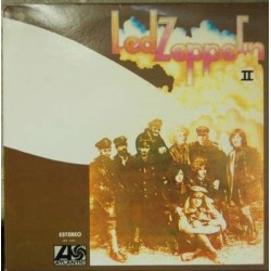 Led Zeppelin II - Coloured Blue Vinyl