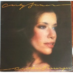 Carly Simon ‎- Another Passenger - LP Vinyl