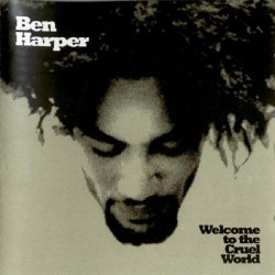 Ben Harper ‎- Welcome To The Cruel World - CD Album
