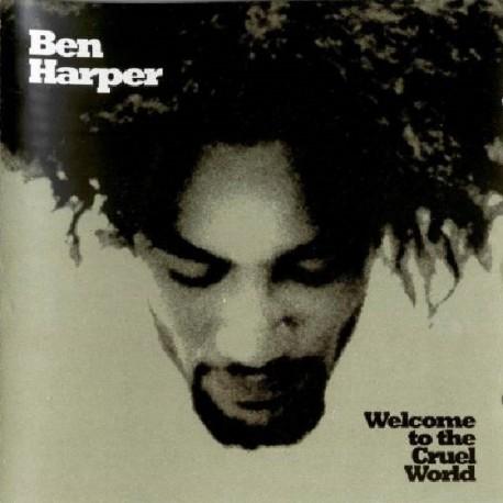 Ben Harper - Welcome To The Cruel World - CD Album
