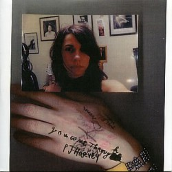 PJ Harvey ‎- You Come Through - CD Single Promo