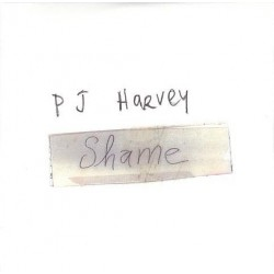 PJ Harvey ‎- Shame - CD Single Promo