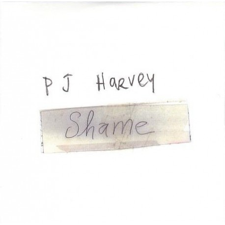 PJ Harvey - Shame - CD Single Promo
