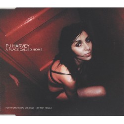 PJ Harvey ‎- A Place Called Home - CDr Single Promo