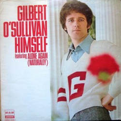 Gilbert O'Sullivan ‎- Himself - LP Vinyl