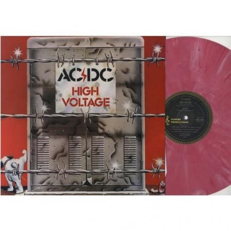 AC/DC - High Voltage - LP Vinyl