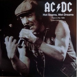 AC/DC ‎- Hot Seams, Wet Dreams - Rock In Rio 1985 - Double LP Vinyl Coloured