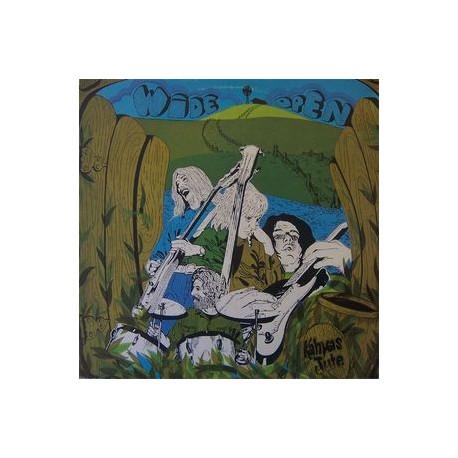 Kahvas Jute - Wide Open - LP Vinyl