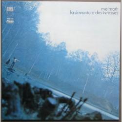 Melmoth - La Devanture Des Ivresses - LP Vinyl