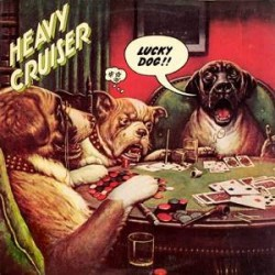 Heavy Cruiser ‎- Lucky Dog - LP Vinyl