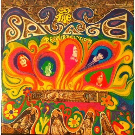 The Savage Resurrection - The Savage Resurrection - LP Vinyl