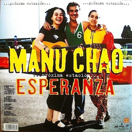 Manu Chao - Próxima Estación... Esperanza - Double LP Vinyl + CD