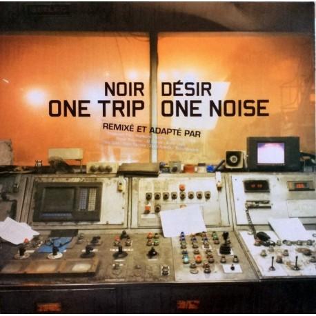 Noir Désir - One Trip / One Noise - Double Vinyle LP + MP3