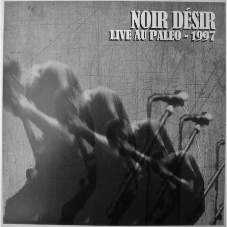 Noir Désir - Live Au Paléo - 1997 - LP Vinyl