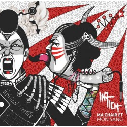 Ina-Ich - Ma Chair et Mon Sang - Maxi Vinyl - Disquaire Day