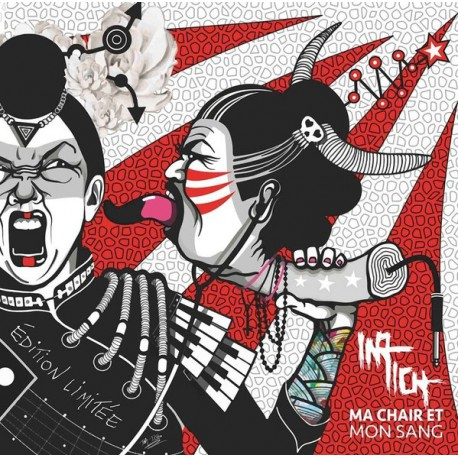 Ina-Ich - Ma Chair et Mon Sang - Maxi Vinyl - Disquaire Day