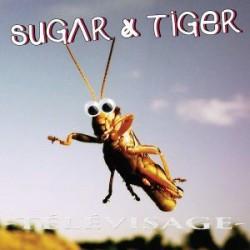 Sugar & Tiger ( Didier Wampas ) - Télévisage - LP Vinyl - Disquaire Day Edition